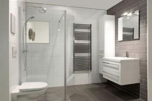 Investeren in je badkamer woningwaarde stijgt wonen in het gebouw - Mooie eigentijdse badkamer ...